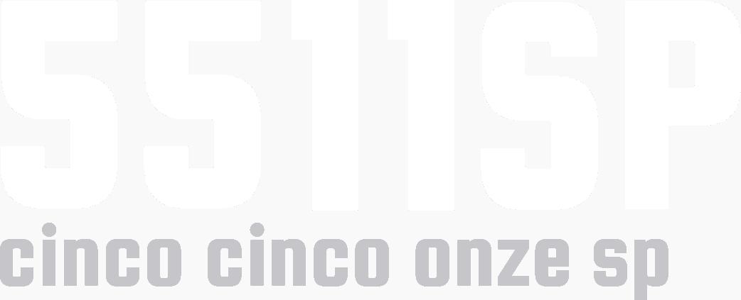 imagem do logo do site 5511SP