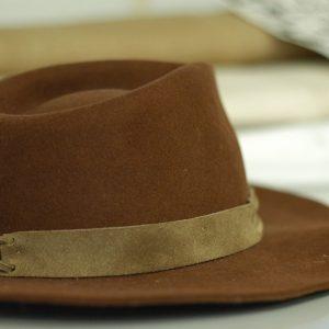 Chapéu do Daniel Caballero.