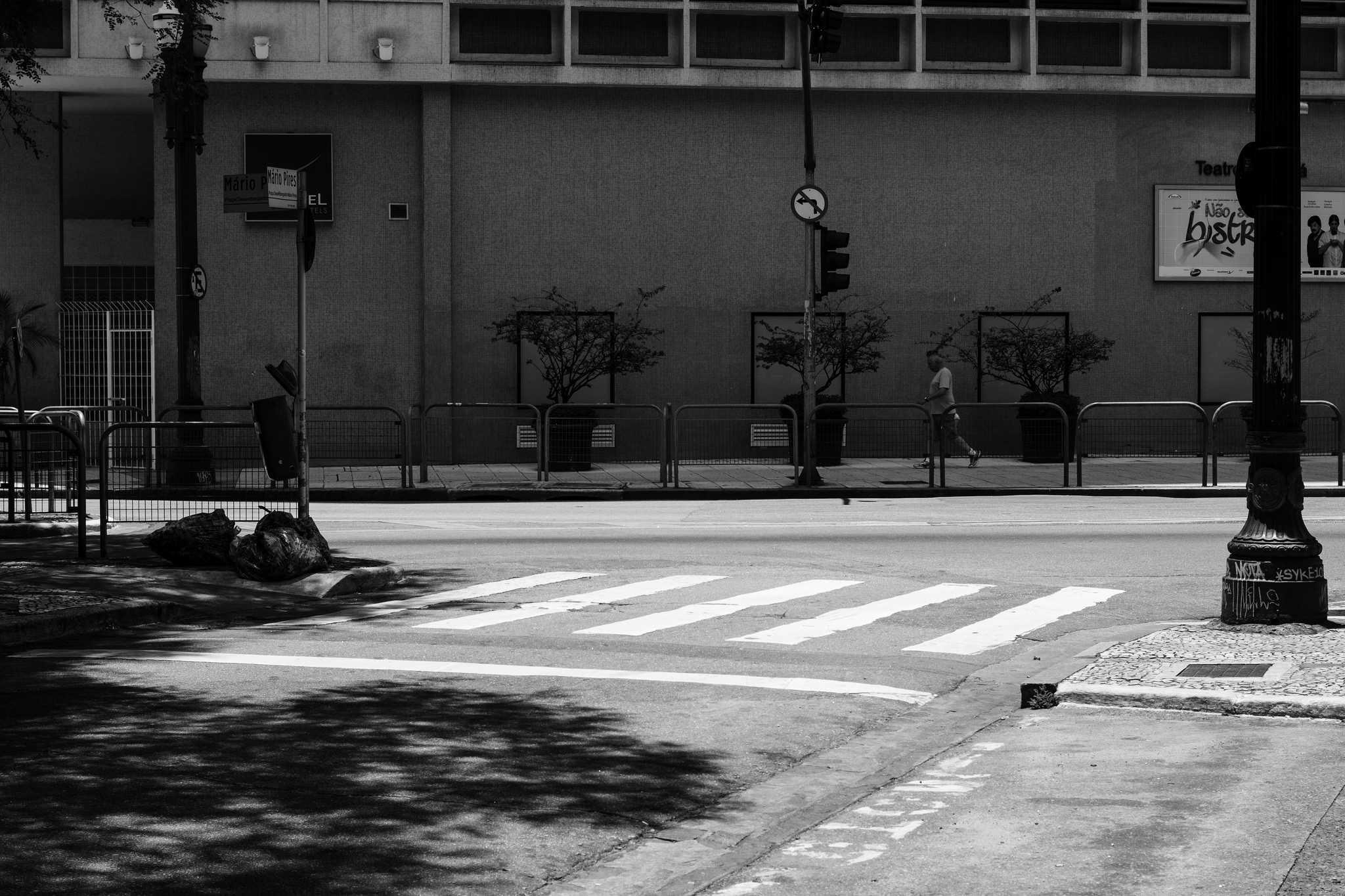 Rua Martins Fontes, vista pela Praça Desembargador Mário Pires. | Thiago Carvalho | Flickr | CC